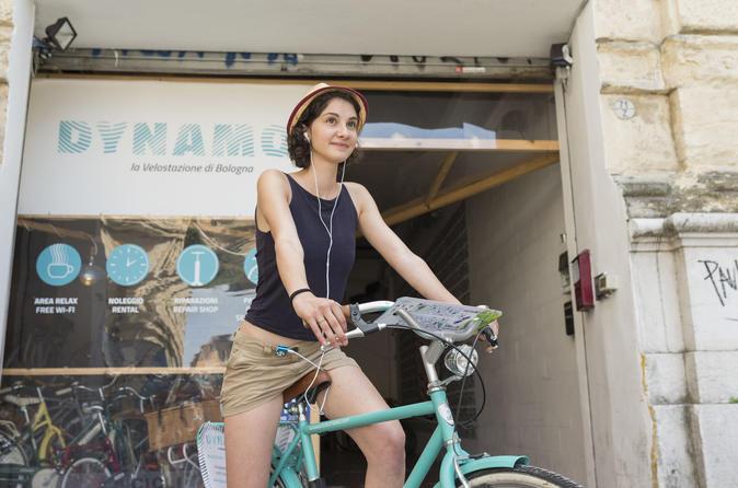 Self-guided Bike Tour