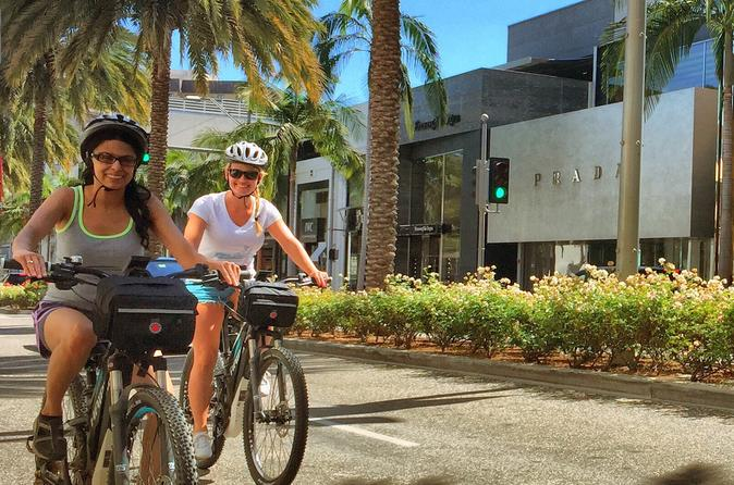 Beverly Thrills Electric Bike Tour