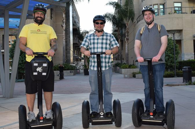 Segway-Besichtigungstour durch Dallas