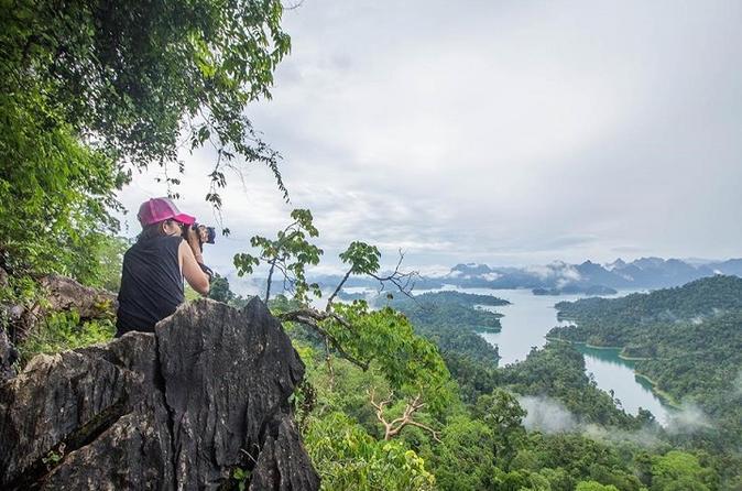 Ganztägiges Trekking in Khao Sok Trip