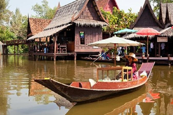 Unesco Ayutthaya And Cruise Around Ayutthaya 3Days 2Nights
