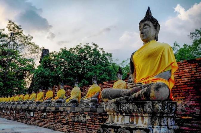 Unesco Ayutthaya-Suphanburi 4Days 3Nights
