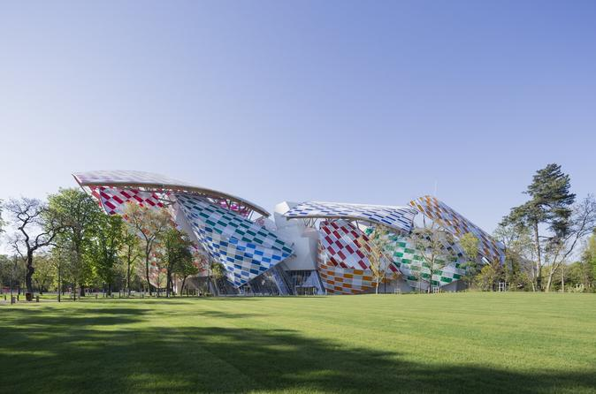 Zonder wachtrij: Fondation Louis Vuitton Paris-ticket