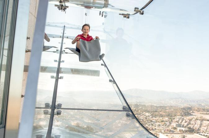 OUE Skyspace Los Angeles Admission With Optional Skyslide