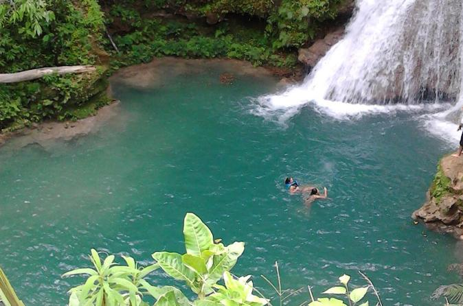 Irie Blue Hole Tour from Ocho Rios