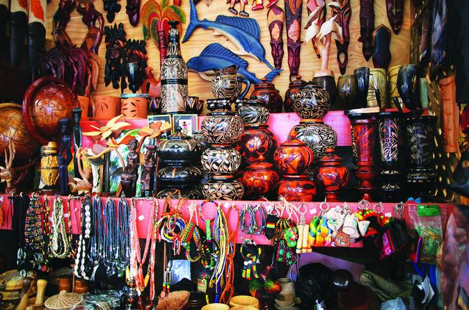 Private Tour Ocho Rios Shopping
