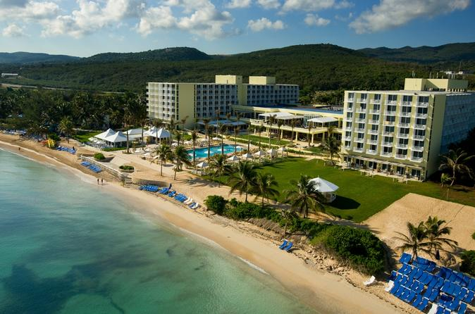 Private Transfer from Montego Bay Airport to Hilton Rose Hall
