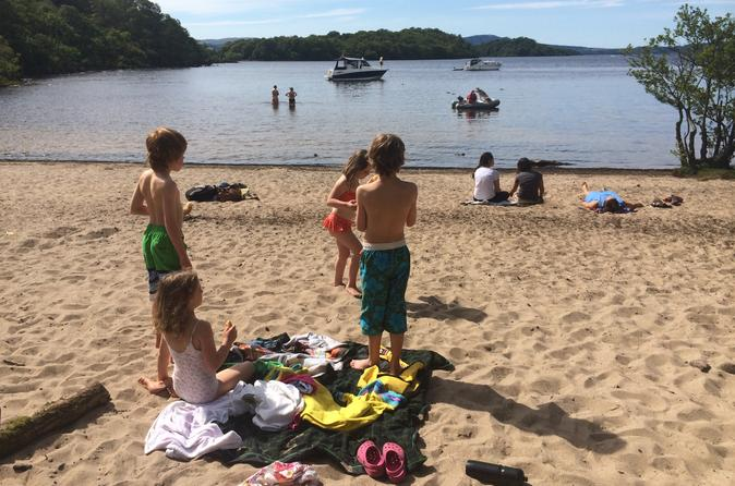 Inchcailloch Day Trip With Return Cruise On Loch Lomond From Luss
