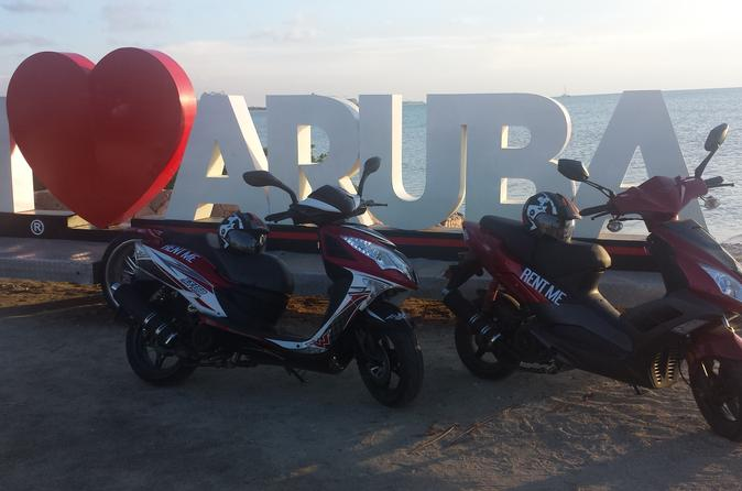 Explore Aruba Scooter Rental