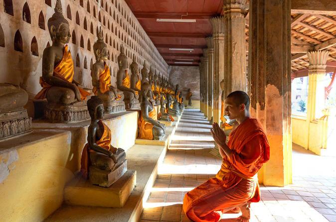 Vientiane Highlights 3 days tour