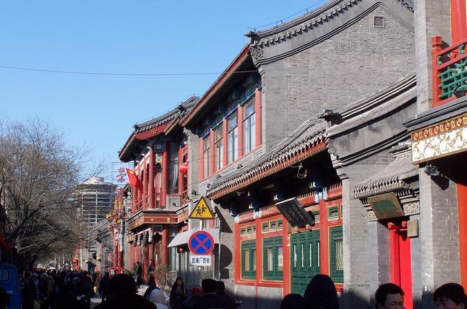Beijing Hutong Half-Day Walking Tour