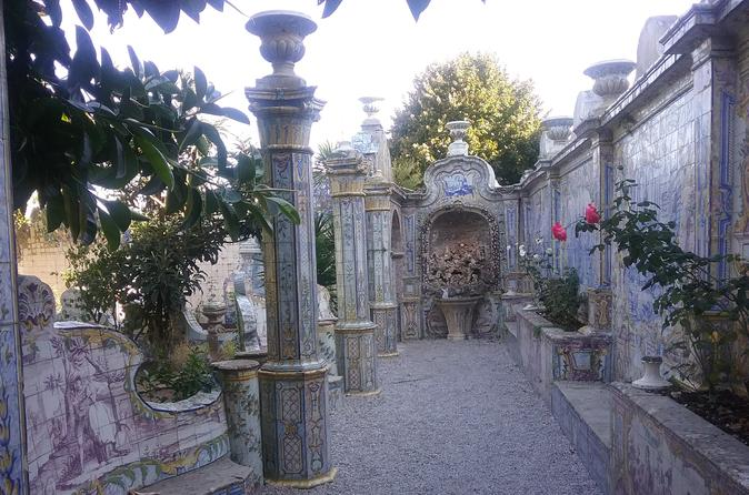 Lisbon Secret Gardens Private Tour Portugal, Europe