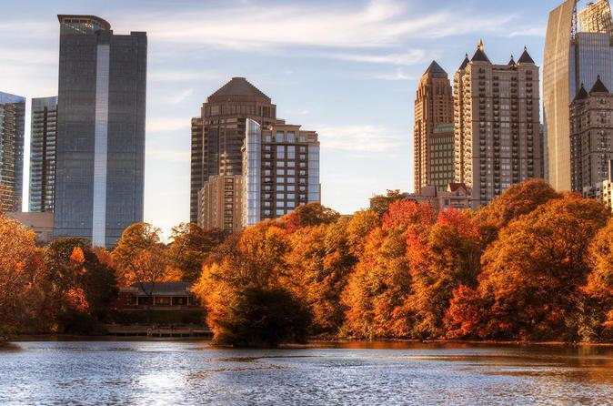 Atlanta's Hop-On Hop-Off Sightseeing Bus Tours