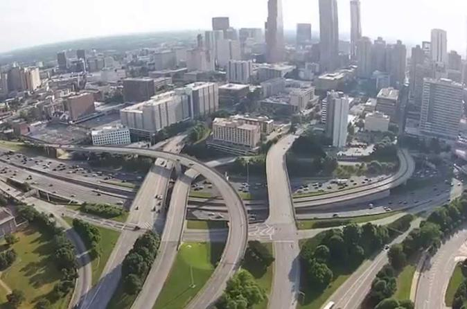 Excursão turística de ônibus de 5 horas em Atlanta