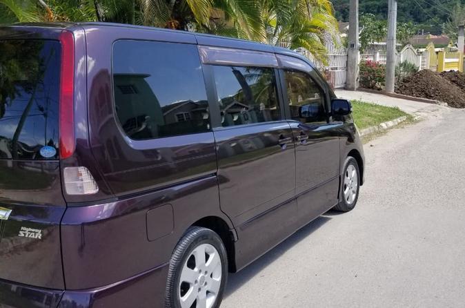 Jewel Runaway Bay Private Van Round Trip Transfers Between MBJ Airport