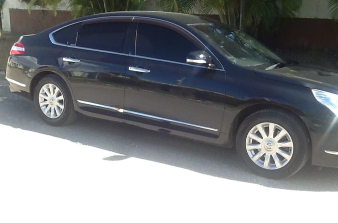 Private Car Round Trip Transfers Between MBJ Airport And Luxury Bahia Principe