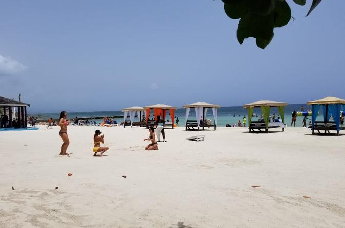 Private Negril Beach, Rick Café & Shopping Experience from Montego Bay Hotels