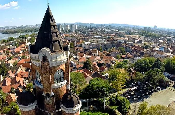 تور بلگراد صربستان (بلیط هواپیما، رزرو هتل و گشت شهری)