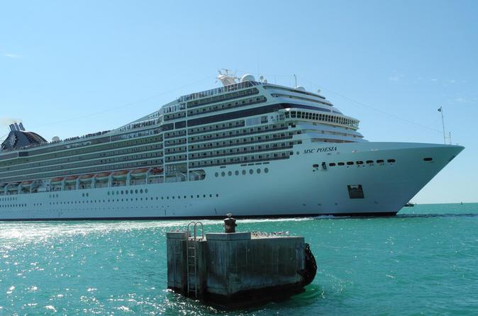 Private Port Arrival Transfer: Wusongkou Cruise Terminal to Shanghai Airport