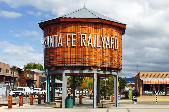 Santa Fe Railyard Arts District Food Tour