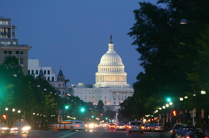 DC Historical Night Tour By Motorcoach - Washington D. C.