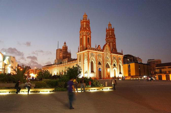 Cartagena - Barranquilla Transport Service