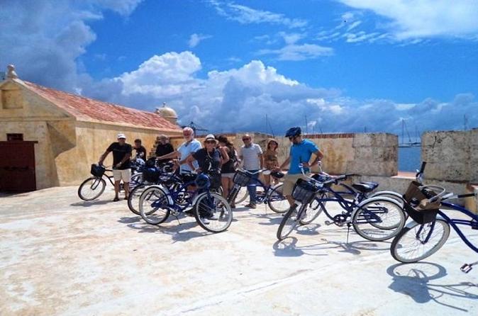 Fort Bicycle Tour of Cartagena
