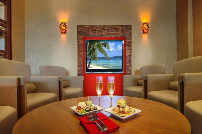 Luxury Roundtrip Airport Lounge and Hotel Transfers