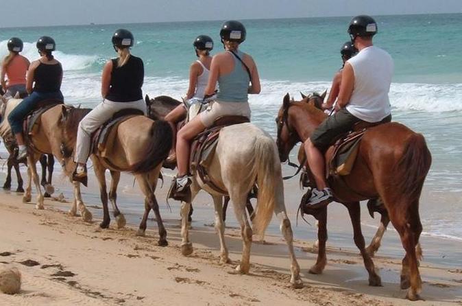 Half-Day Horseback Riding On The Beach - Punta Cana