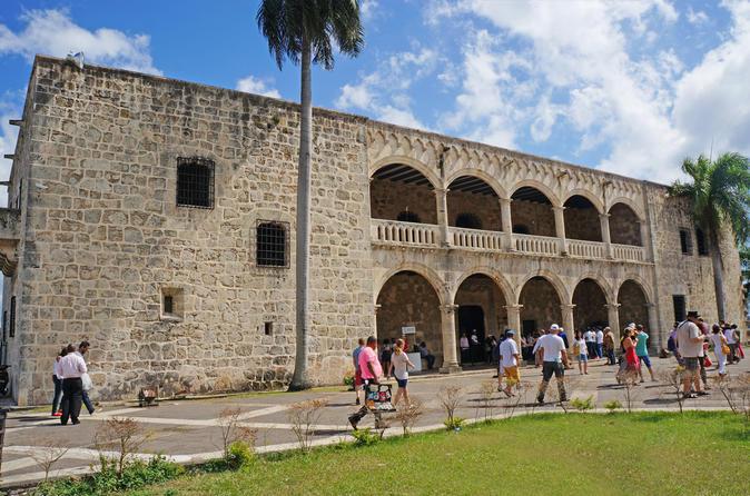 Santo Domingo Full Day - Punta Cana