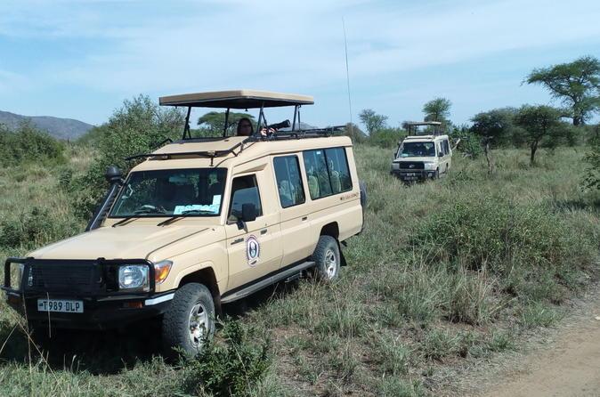 11 days kenya and tanzania safaris from Nairobi or mombasa