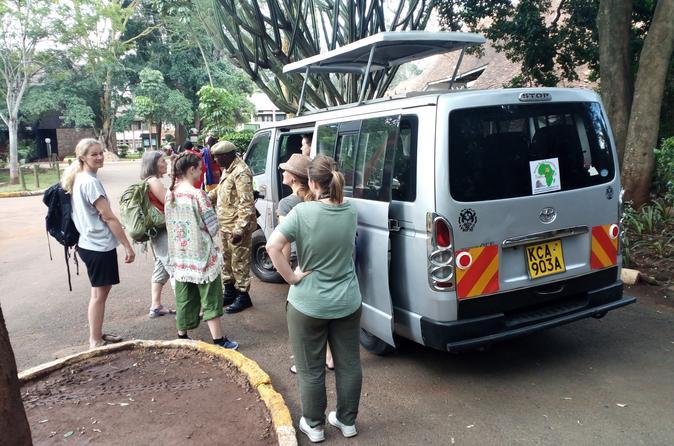 8 days Kenya and Tanzania safari from Nairobi