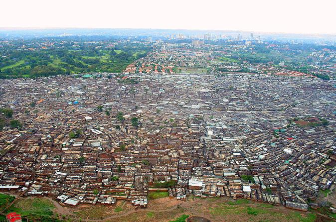 Kibera Slums Half-Day Tour