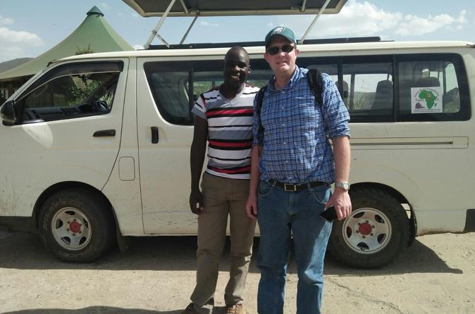 Nairobi safari walk half day tour