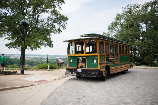 2-Hour Richmond Historic Landmark Trolley Tour