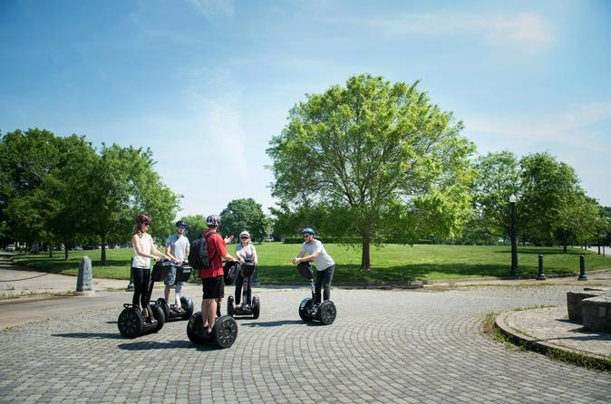 Church Hill Segway Tour in Richmond