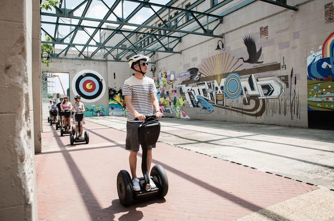Richmond's Street Art Segway Tour