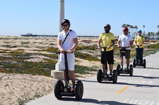 Long Beach Waterfront Segway Tour
