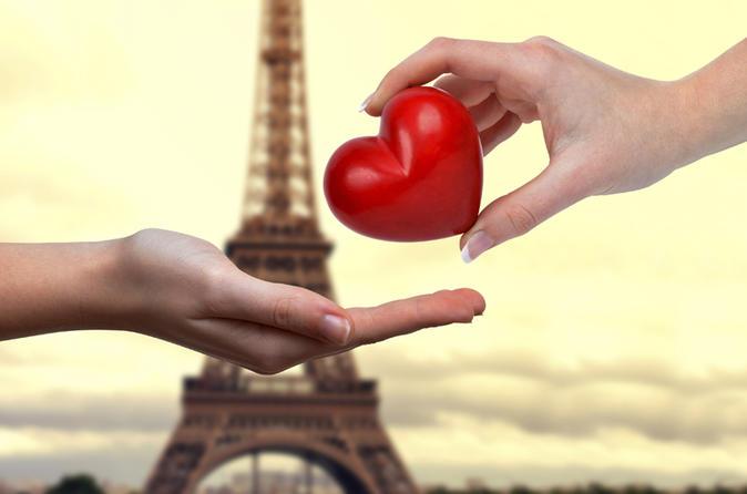 Romantic & Valentine's Private Tours including Paris Ferris Wheel Ride