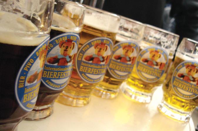 Excursão de cerveja de 4 horas em Munique