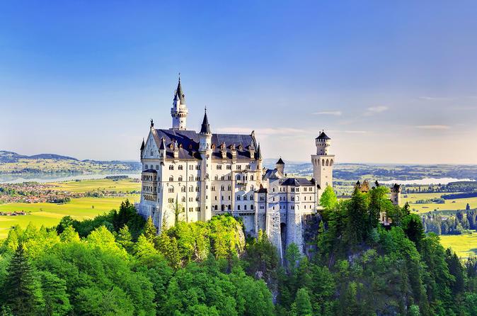 Excursão do Castelo de Neuschwanstein de Trem saindo de Munique