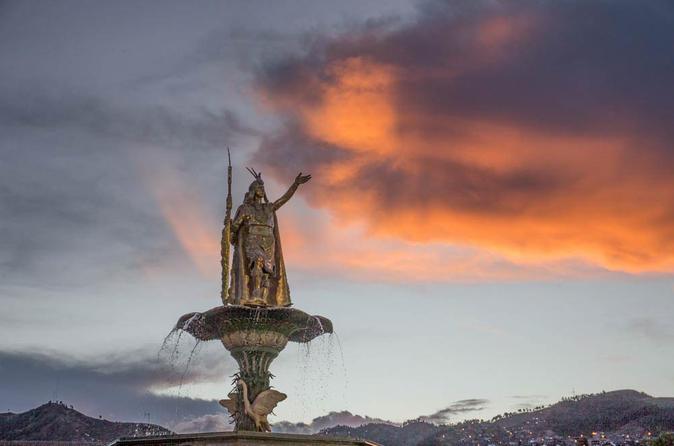 Cusco à noite: Planetário de Cusco, Jantar e Pisco Sour
