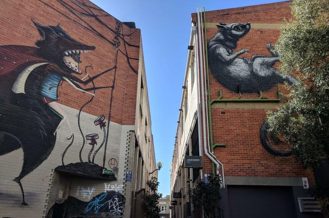 Perth Art and Cultural Walking Tour