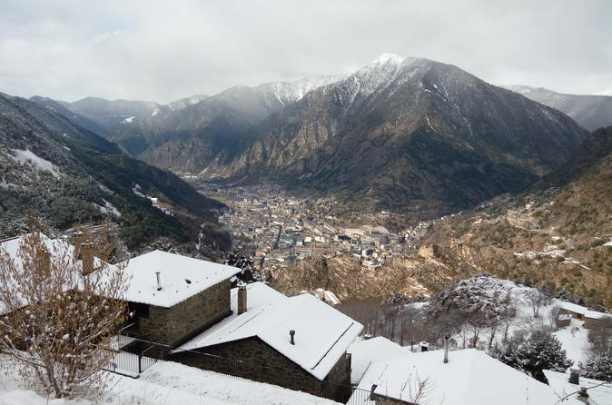 Private Andorra Experience with Optional Spa from Barcelona