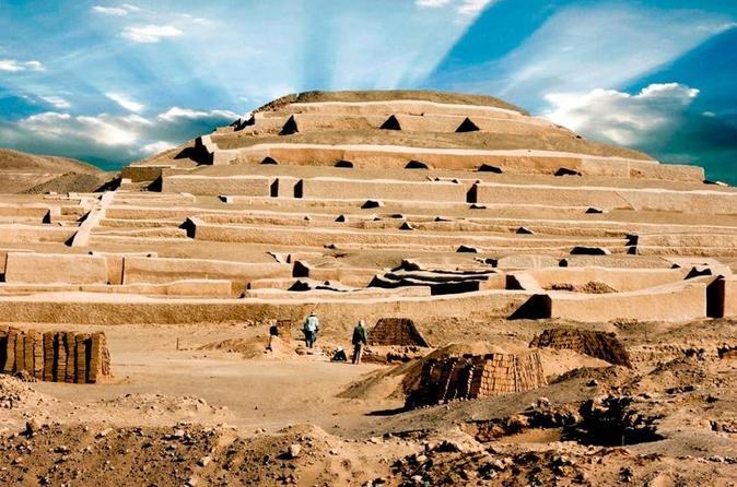 Cahuachi Ceremonial Center Tour From Nasca - Nazca