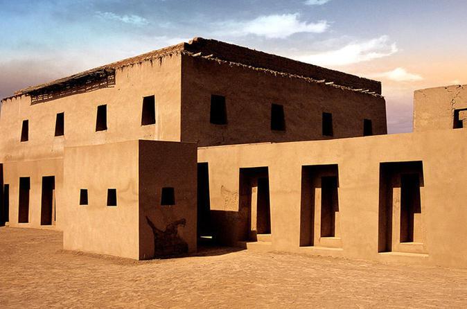 Half-Day Tour to Sacred Citadel of Pachacamac