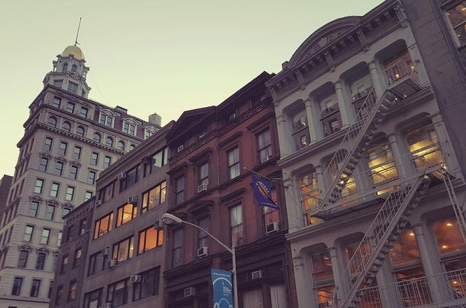 Ruins Of A Forgotten City: Historical Manhattan Walking Tour - New York City