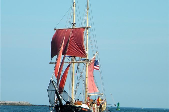 Tall Ship Sunset Cruise Aboard The Formidable