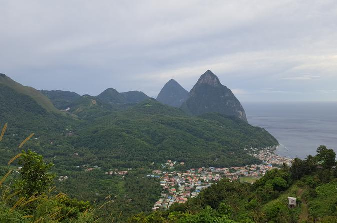 St Lucia Castries to Pitons Tour, St. Lucia Tours, Travel & Activities