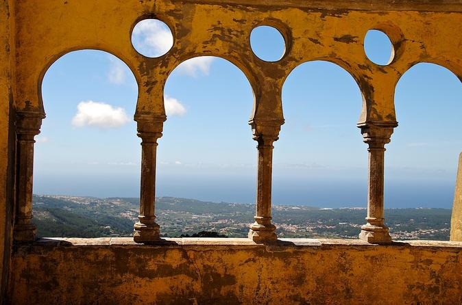 Private Day Tour to Sintra and Cascais